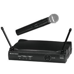 VHF-250 - Trådlöst handmikrofonsystem