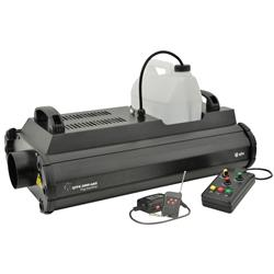 QTFX-2000 MKII rökmaskin, QTX