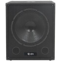 """QT15SA - 600W / 15"""" Aktiv, QTX"""