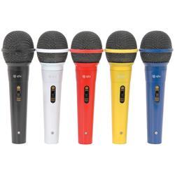 DM5X Set med 5 st mikrofoner, QTX