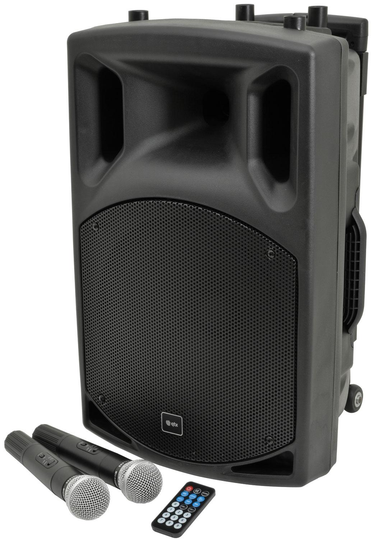 Portabel högtalare
