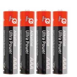 Batteri - AAA/LR03, 4-pack