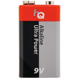 Batteri - 9V/6LR61/1 1-pack