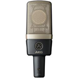 C314, Multi Pattern Recording Microphone