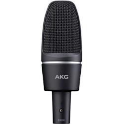 C3000, njure. allround stormembransmikrofon