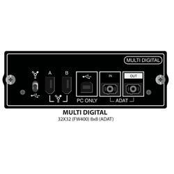 Si Multi Digital Firewire/USB/ADAT (5024024)