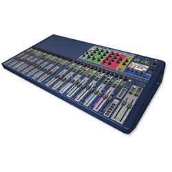 Si Expression 3, 66 ingång till mix, 20 Aux bus, 4 MTX, 4 FX, 32 reglar