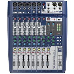 Signature 10, 10-kanals mixer m FX, USB 2/2