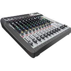 Signature 12MTK, 12-kanals mixer m FX, USB 14/12 Multi-Track