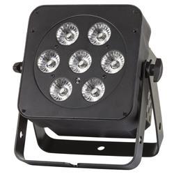 LED Plano Spot 6in1 RGBWAU