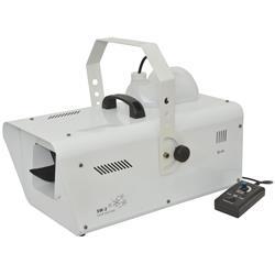 SW-2 Snömaskin med DMX, QTX