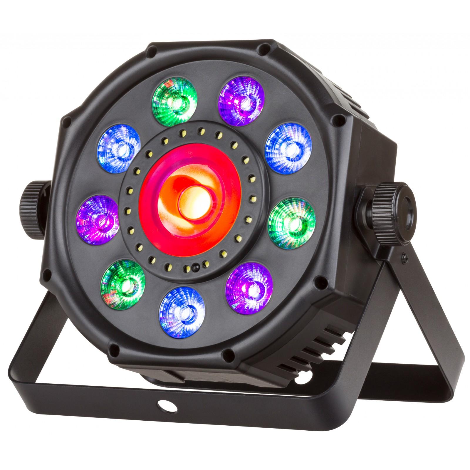 Scenbelysning - Stort utbud av LED lampor   tillbehör - Totalljud 286d438387061