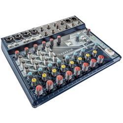 Notepad 12FX, mixer med inbyggd FX, USB NYHET