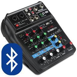 A4 Mixer - med Bluetooth och FX