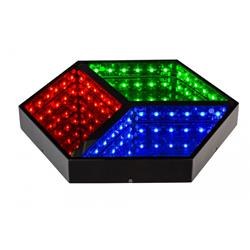 LED HEXAGON 3D