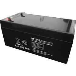 QXPA-Reservbatteri - TYP 1