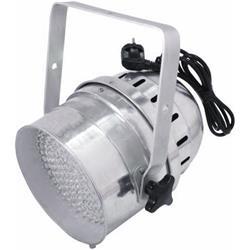 Par-64 LED Silver