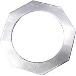 Par-20 Färgfilterram Silver