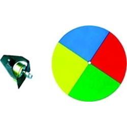 Färgväxlare för Pinspot