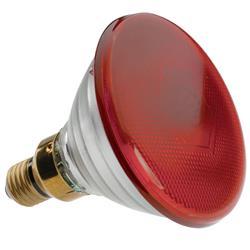 (Z4) 230V, 80W Par38 för Par-46, Röd