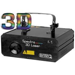 Spectra 3D Laser, Briteq
