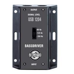 Subbasfilter EKO 1204, US Blaster 1204