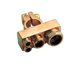 Kabelsko 5-Vägs Guldpläterad, US Blaster 6115