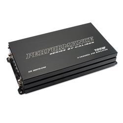 UTFÖRSÄLJNING - CA160P2/24V - 700 Watt - 2 ch - Kraftfullt 24-voltsslutsteg för lastbil och maskiner.