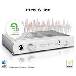 F-Control Audio FCA202