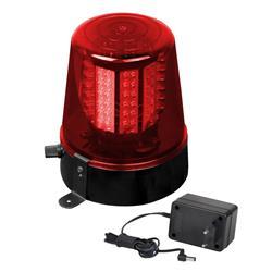 LED Polislampa / Saftblandare Röd