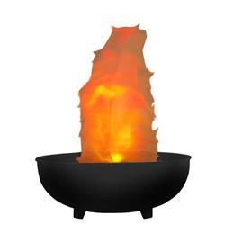 LED Virtual Flame