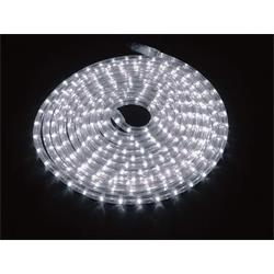 Ljusslinga Rubberlight LED Kallvit 9m