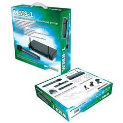 WMS-10 Trådlöst Mikrofonsystem