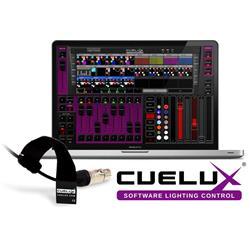 Cuelux VP, USB > DMX
