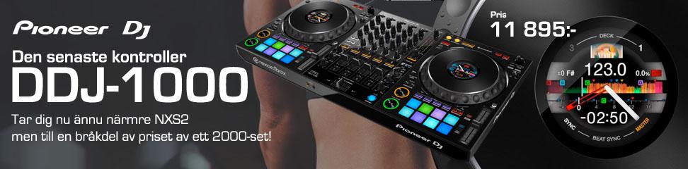 Ny DJ-Kontroller från Pioneer
