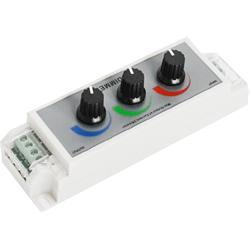 Easydim RGB - Manuell RGB-Dimmer för LED
