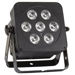 LED Plano Spot 7FC-BLACK