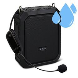 Röstförstärkare med Blåtand - Vattentålig - M800 - Wireless