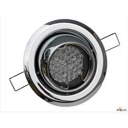 Infällnads LED  - MR16 Armatur för LP3315
