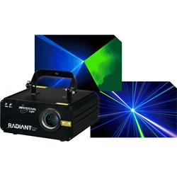 Radiant Laser, JB Systems