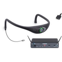 Airline 88 Headsetsystem Frekvensband: G, Samson