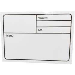 Whiteboard Case Label